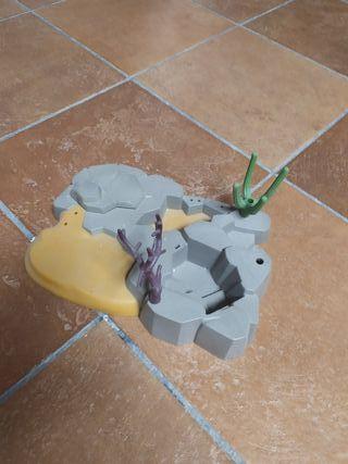 Isla del tesoro playmobil