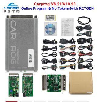2020 Carprog v8.21 Online en linea keygen