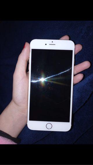 IPHONE 6 PLUS DORADO 64GB LIBRE