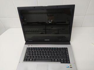 Ordenador portátil SAMSUNG R40