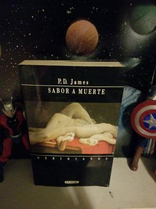 P.D. James - Sabor A Muerte
