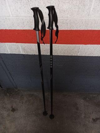 bastones de esqui ski 100cm