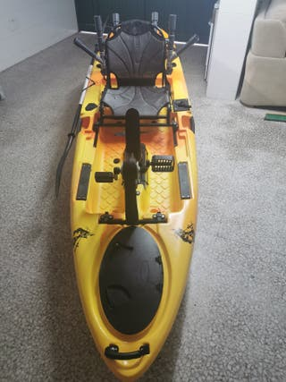 kayak galaxy axion a pedale