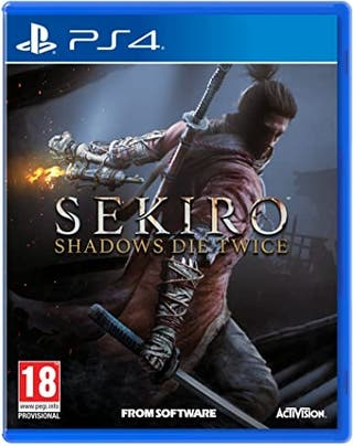 juego Sekiro: Shadows Die Twice ps4