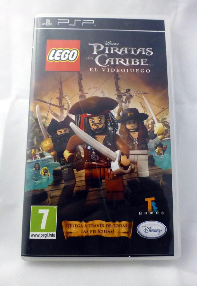 Disney Piratas del Caribe. El Videojuego [PSP]