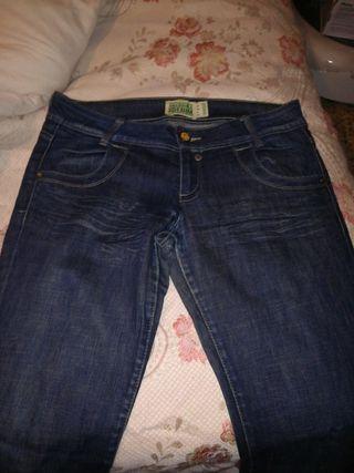 pantalones de jeans bershka
