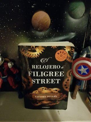 Natasha Pulley - El Relojero De Filigree Street