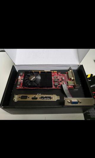 Tarjeta AMD Club R7 250