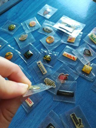 Pegatinas 3D marcas