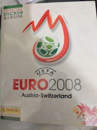 coleccion euro 2008