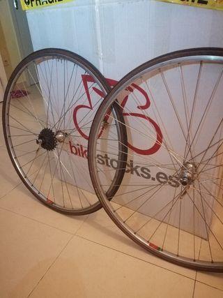ruedas Mavic - Zeus - Regina ORO 700