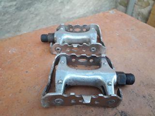 pedales plataforma aluminio