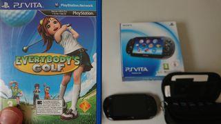 Juego Ps Vita Everybody's Golf