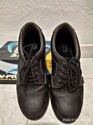 Zapato trabajo seguridad