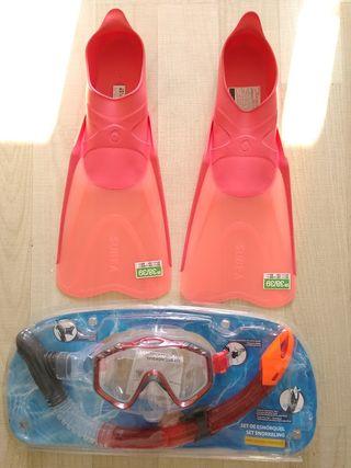 Set Snorkel 38/39 Nuevo