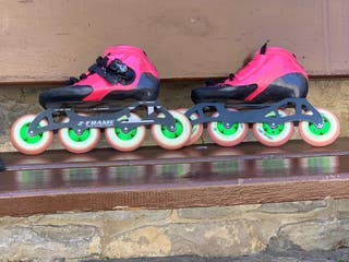 Vendo patines de velocidad. Luillino