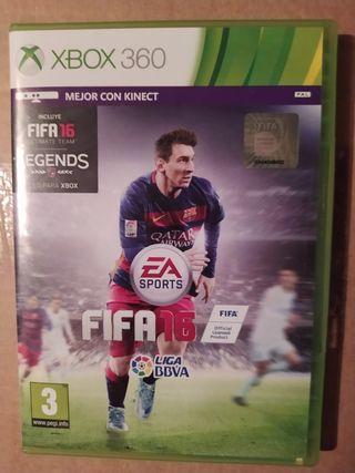 FIFA 16 para Xbox