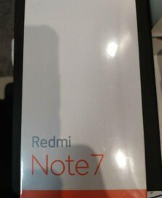 vendo Redmi Note7