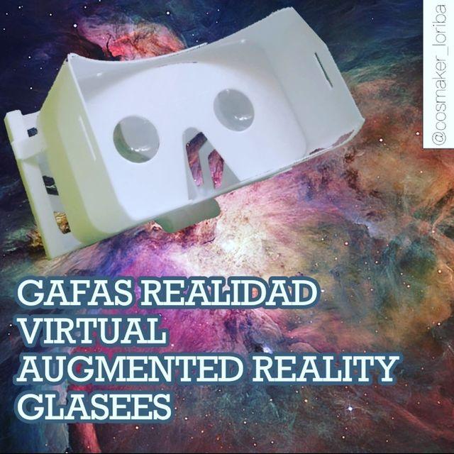 gafas vr (realidad virtual )