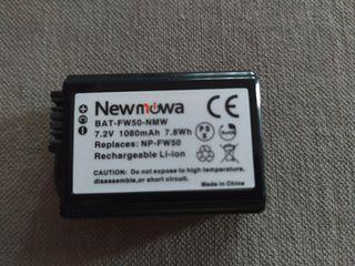 Batería cámara NP-FW50