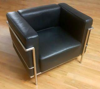 Sillón LC2 Le Corbusier