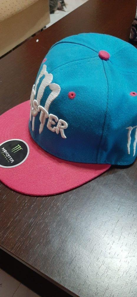 gorra de monster