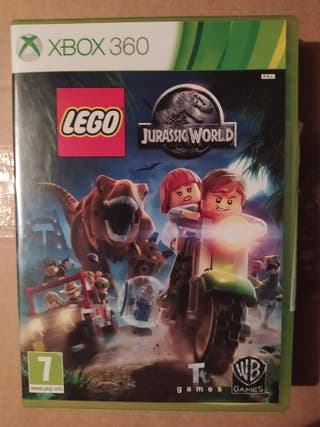 Lego Jurassic World para Xbox