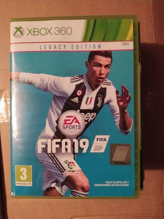FIFA 19 para Xbox