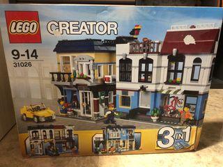 Lego creator 3 in 1 31026 SIN ABRIR