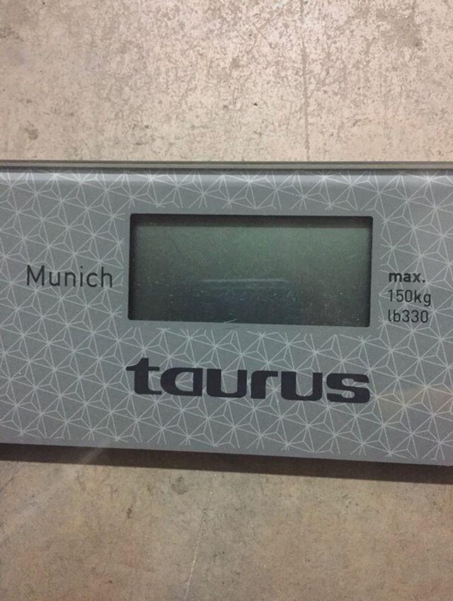 Báscula taurus