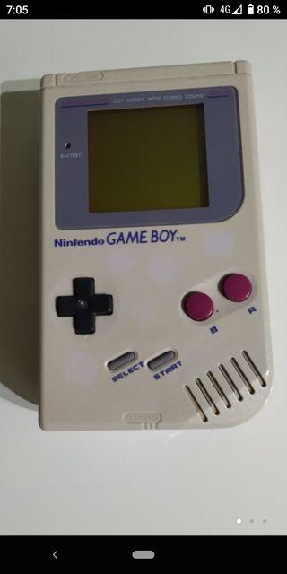 Nintendo Game boy clásica