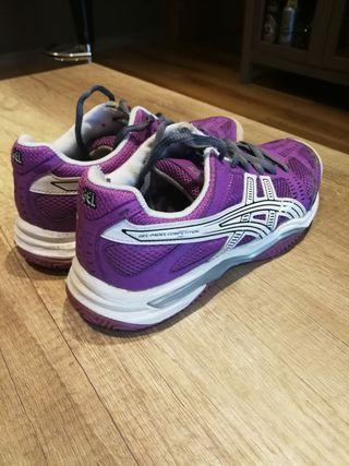 Zapatillas deportivas tenis o pádel Asics Gel