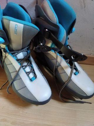 patines hielo decathlon GL 300