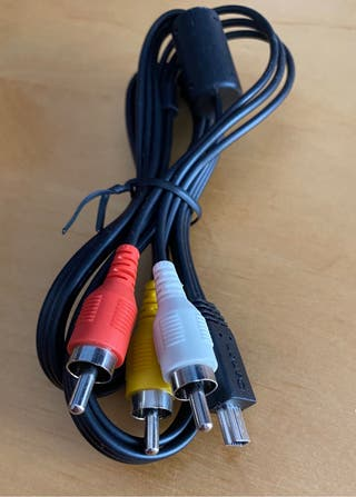 Cable mini usb a rca
