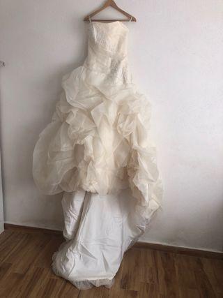 Traje de novia Aire de Rosa Clara