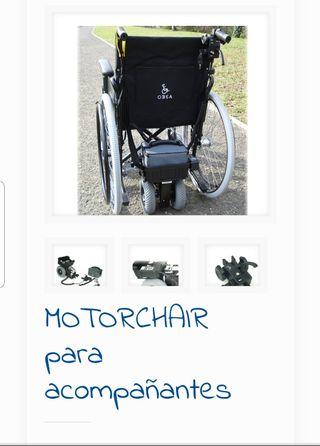 Motor para silla de ruedas