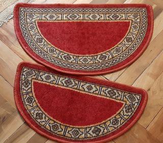 2 alfombras alfombrillas