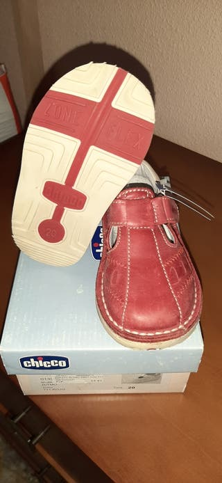 zapato niño num 20