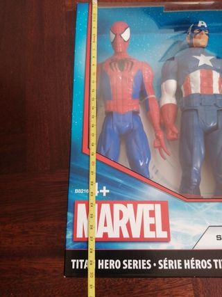 marvel, Spiderman, Ironman, capitán América