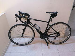 Bicicleta carretera cube attain gtc