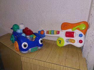 Lote de juguetes grandes para bebés/niños pequeños
