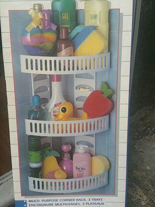 estanteria baño (rinconera)