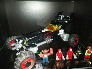 Lego Batmobile Batman Movie Original