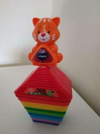 Conjunto varios juguete bebé