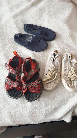 zapatillas niño 31