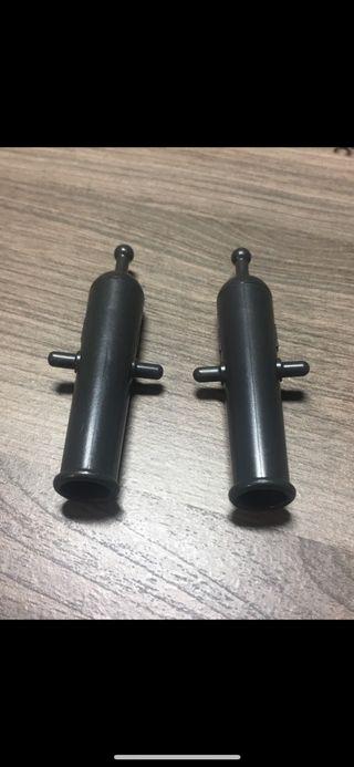 Liquidaciones piezas lego perfil cañones