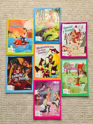 Set de libros clásicos infantiles
