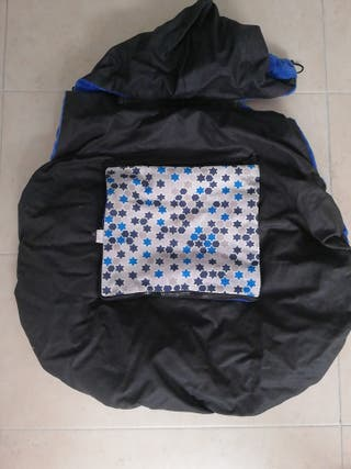 Cobertor porteo