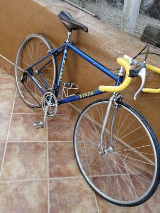 bicicleta de carretera italiana