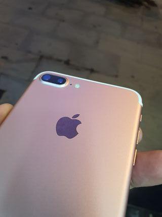 I PHONE 7 PLUS 128GB ROSA